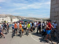 VISITING PAG'S SETTLEMENTS ON PEDALS